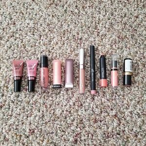 Maybelline Makeup - Nude Lip Bundle